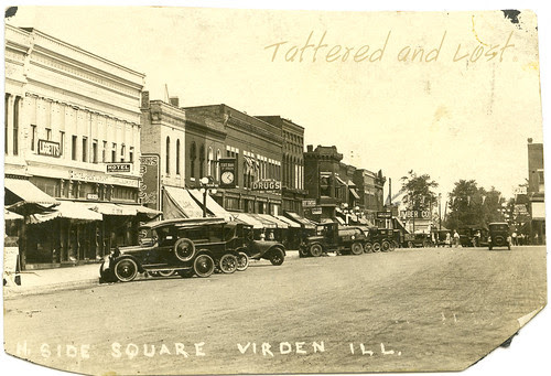 Virden_Illinois_N. Side Square_tatteredandlost