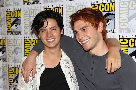 Riverdale Season 2: KJ Apa and Cole Sprouse Interview