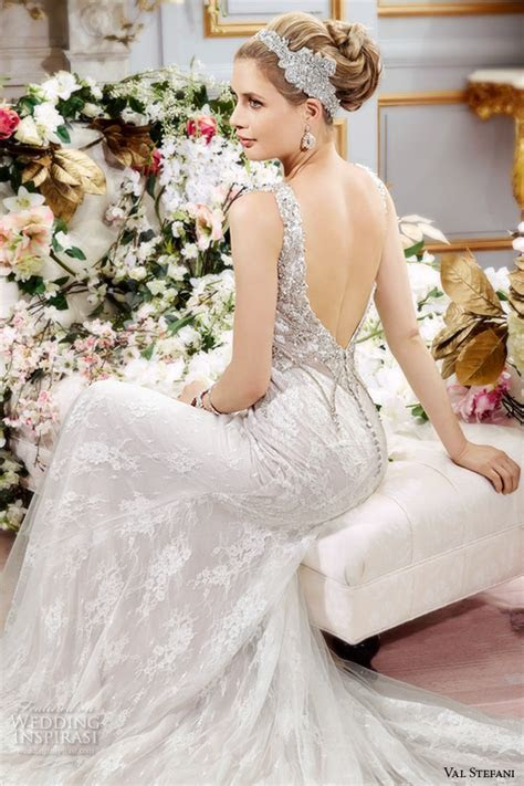 Val Stefani Spring 2016 Wedding Dresses ?   Interview with