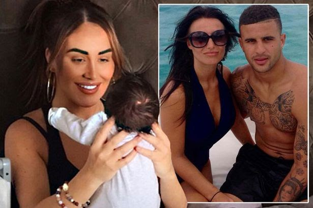 How Lauryn Goodman's furious feud with Kyle Walker's ex led to the ultimate revenge