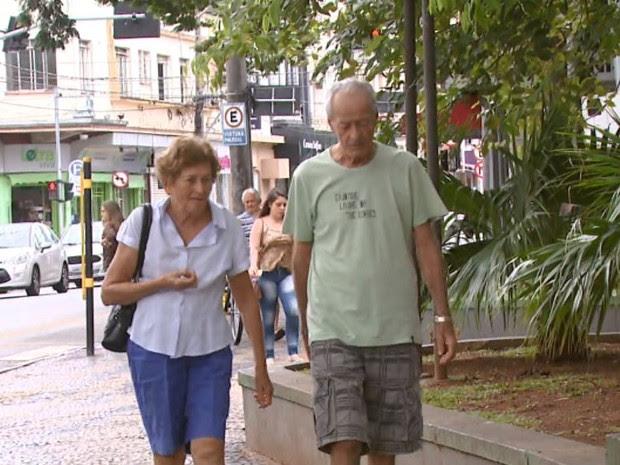 Pesquisa aponta São João da Boa Vista como melhor cidade para idosos (Foto: Eder Ribeiro/ EPTV)