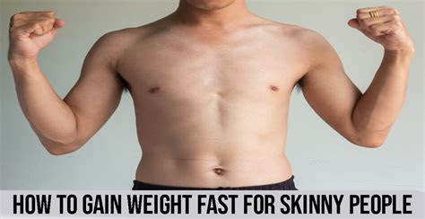 gain weight fast  skinny people world wide