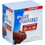 Pure Protein Choclate Deluxe Bar - 12 pack, 1.76 oz each