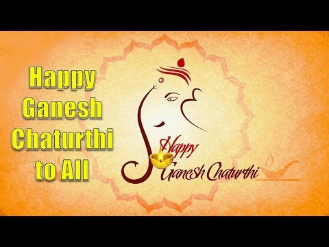 Happy Ganesh chaturti 2018