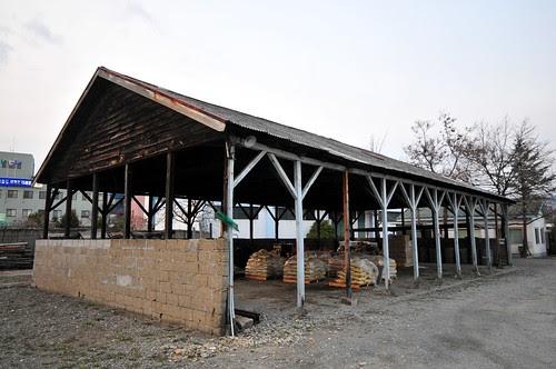 Old Railway Warehouses, Daejeon