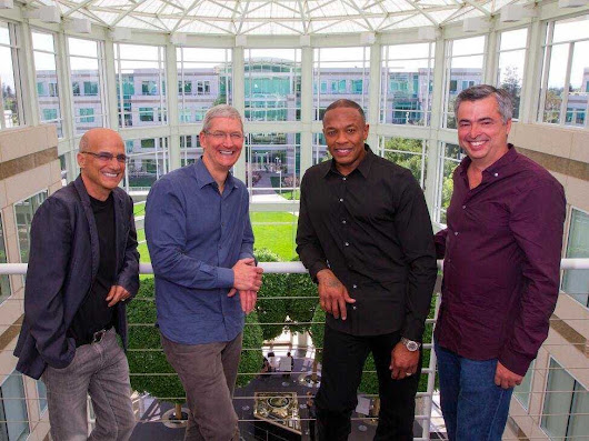 It's Official: Apple Buying Beats For $3 Billion