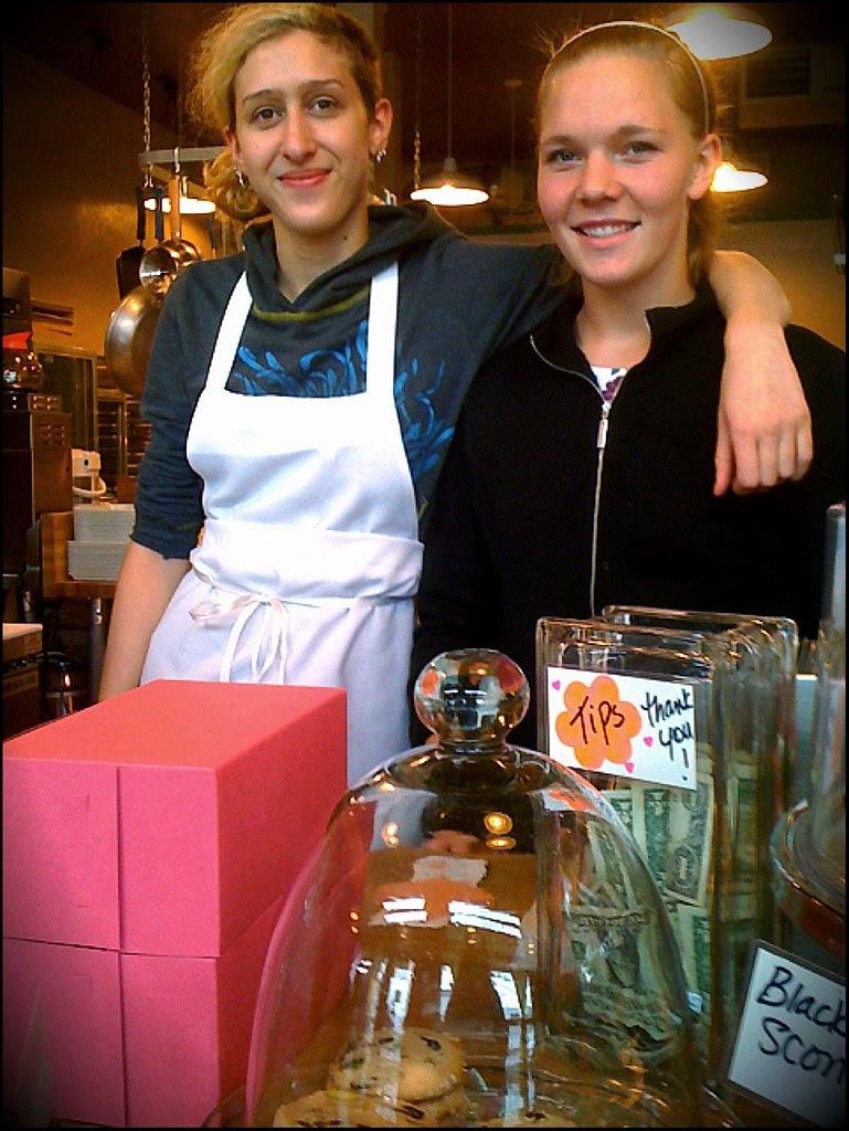 iPhone Wednesday #9:  Three Girls Bakery