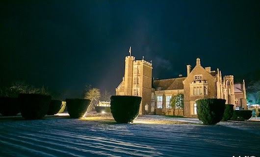 St Audries Park - a wedding venue for all seasons!