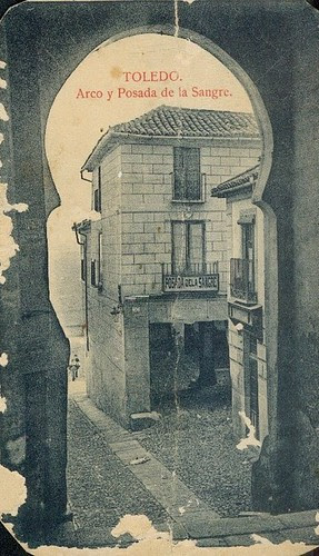 Posada de la Sangre (Toledo). Cortesía de María Isabel Pérez del Pino