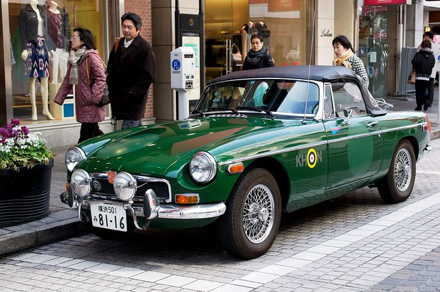 MG on Motomachi