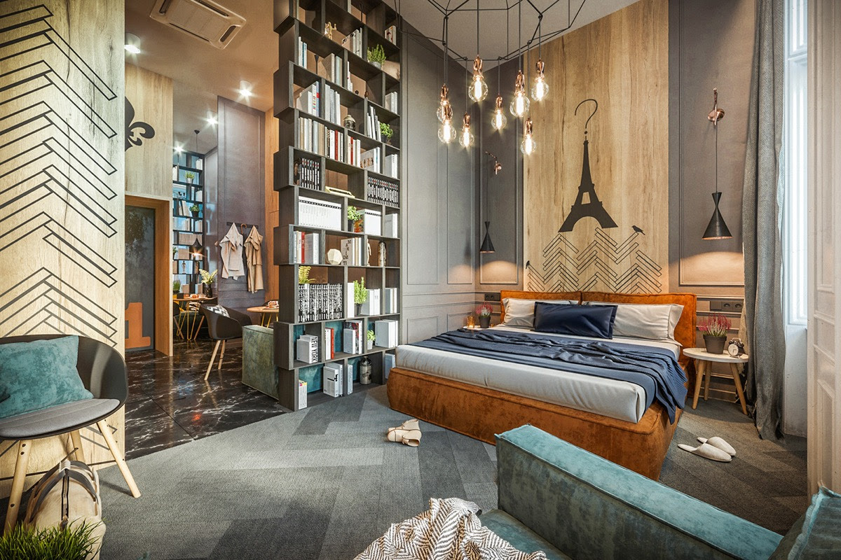 Designing City Themed Bedrooms Inspiration From 3 Hotel Suites
