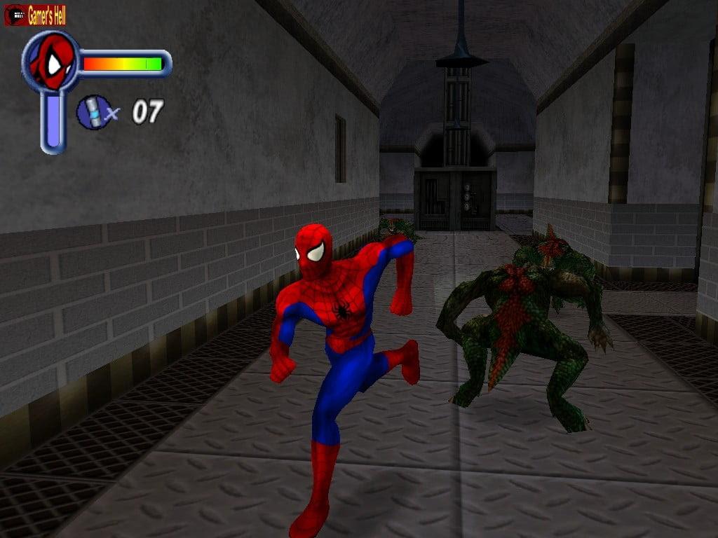 1 download games man spider