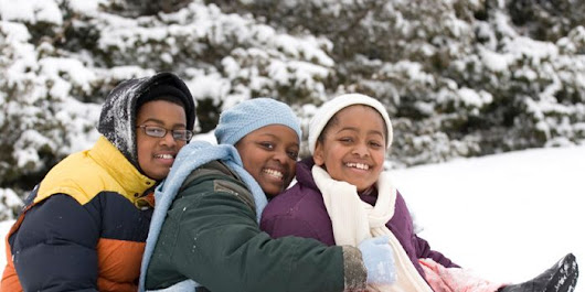How to Keep Kids Active in Winter - Winter Exercise for Kids