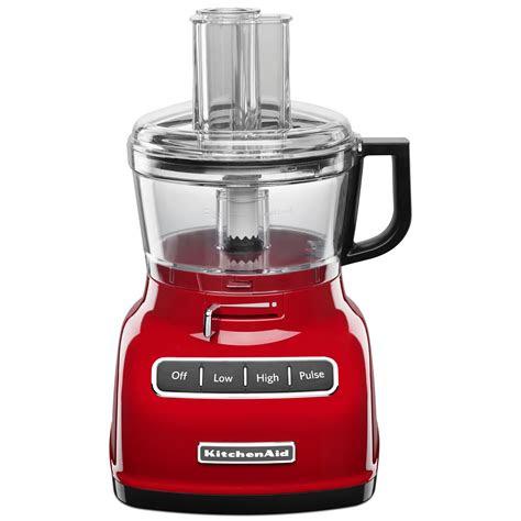 kitchenaid  cup food processor  exact slice system