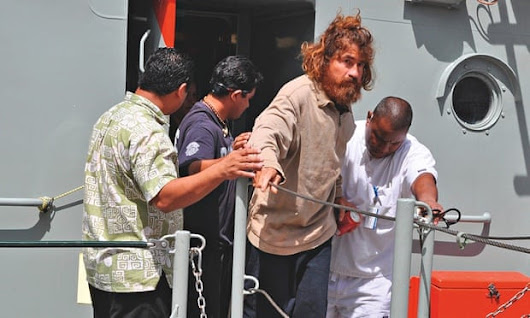 Lost at sea: the man who vanished for 14 months