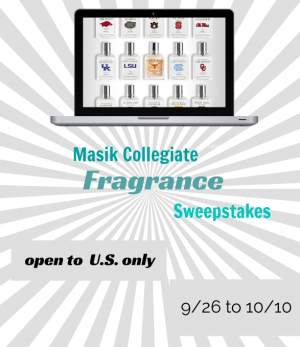 Masik Collegiate Fragrance