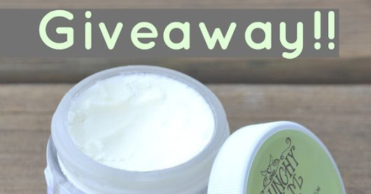 Crunchy Balm Review and Giveaway | Just Take A Bite | giveaways | Pinterest