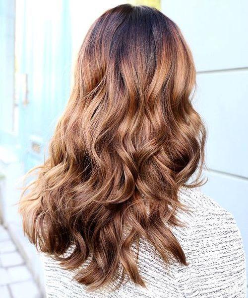 dunkle haare ohne farben heller bekommen