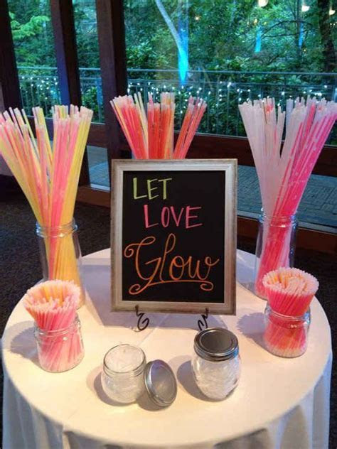 Best 25  Glow stick wedding ideas on Pinterest   Kids