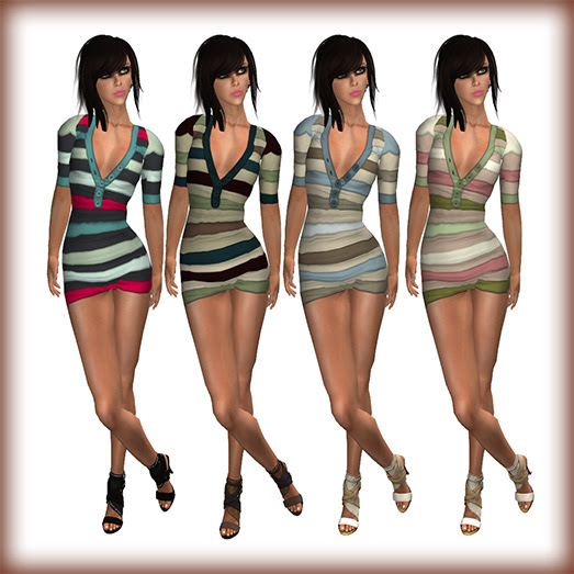 Group Gift Dresses & Sandals