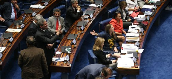 senado impeachement