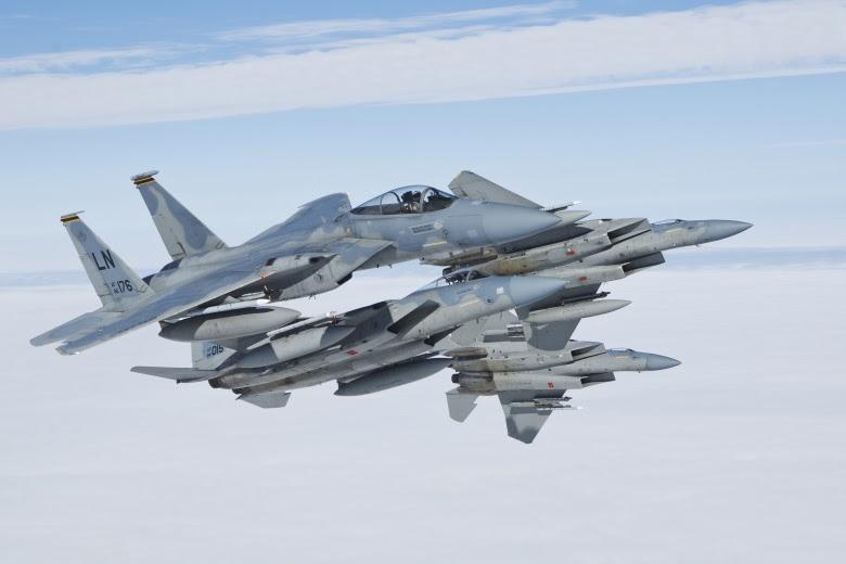 Hình ảnh Lý do F-15 của Mỹ không thể bảo vệ Thổ Nhĩ Kỳ trước Nga số 1