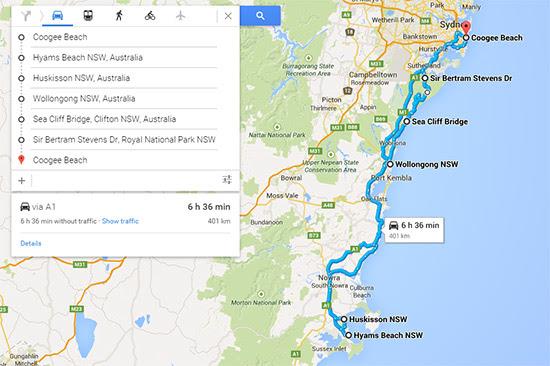 Sydney Trip Report