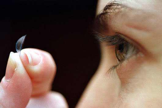 CDC to 40 Million Contact Lens Wearers: You're Doing It Wrong