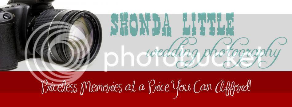 Shonda Little Wedding Photography