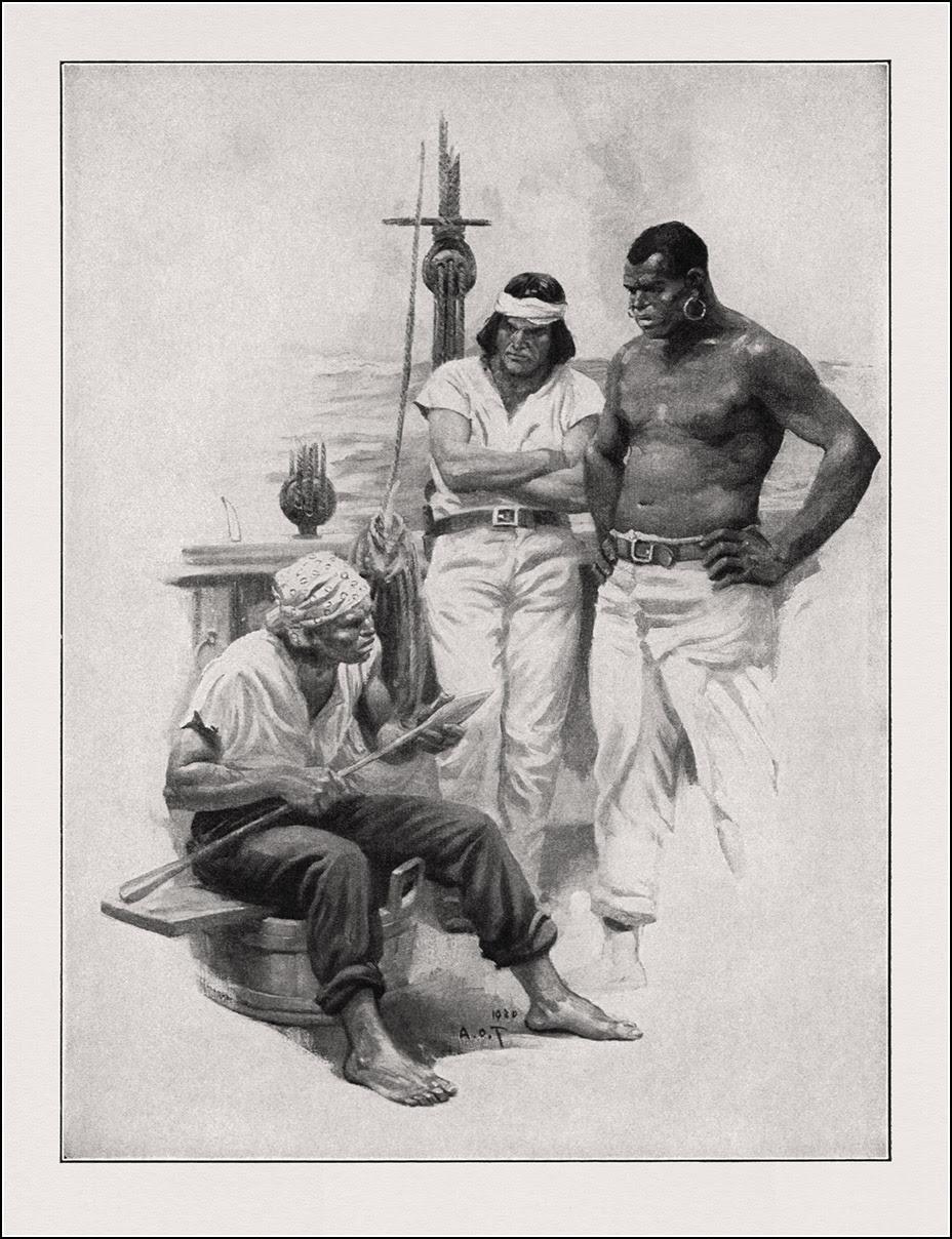 Moby Dick, Anton Otto Fischer