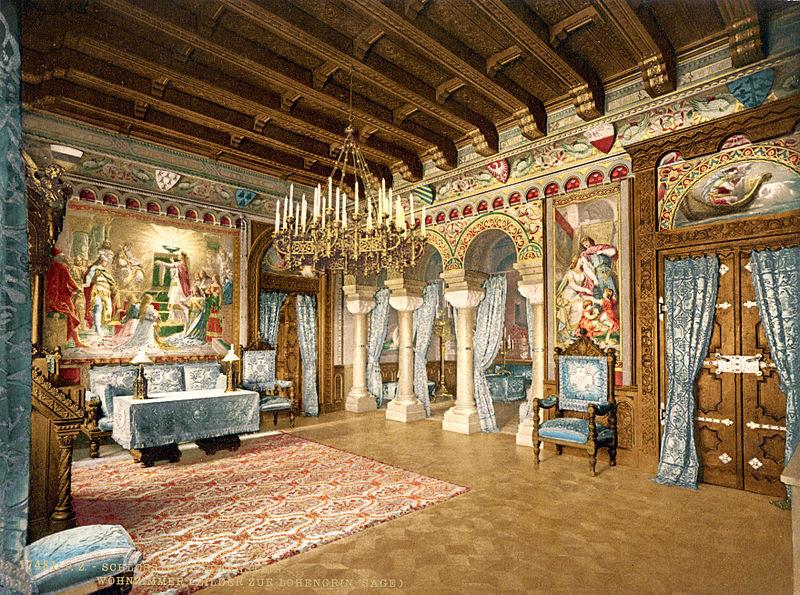 File:Neuschwanstein drawing room 00182u.jpg