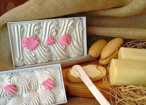 Imagen de archivo con varias muestras de mantequilla. | El mundo