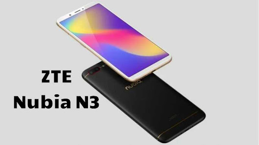 ZTE Nubia N3 With 5.99-Inch Display and 16-megapixel Camera Launched | TechRounder