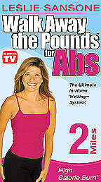 Walk Away the Pounds for Abs with Leslie Sansone - Two ...