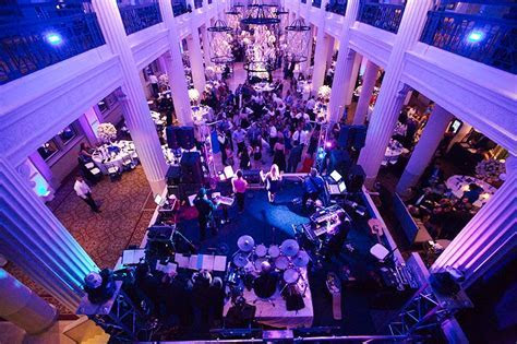 Photos of the Pictures Band at a Wedding Reception at the