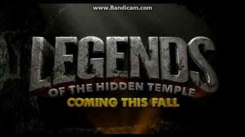 Video Legends Of The Hidden Temple The Movie Teaser