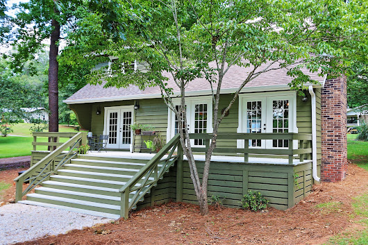 Lake Martin Cabin For Sale | Sandy Creek