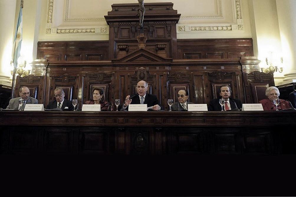 Corte Suprema de Justicia de Argentina