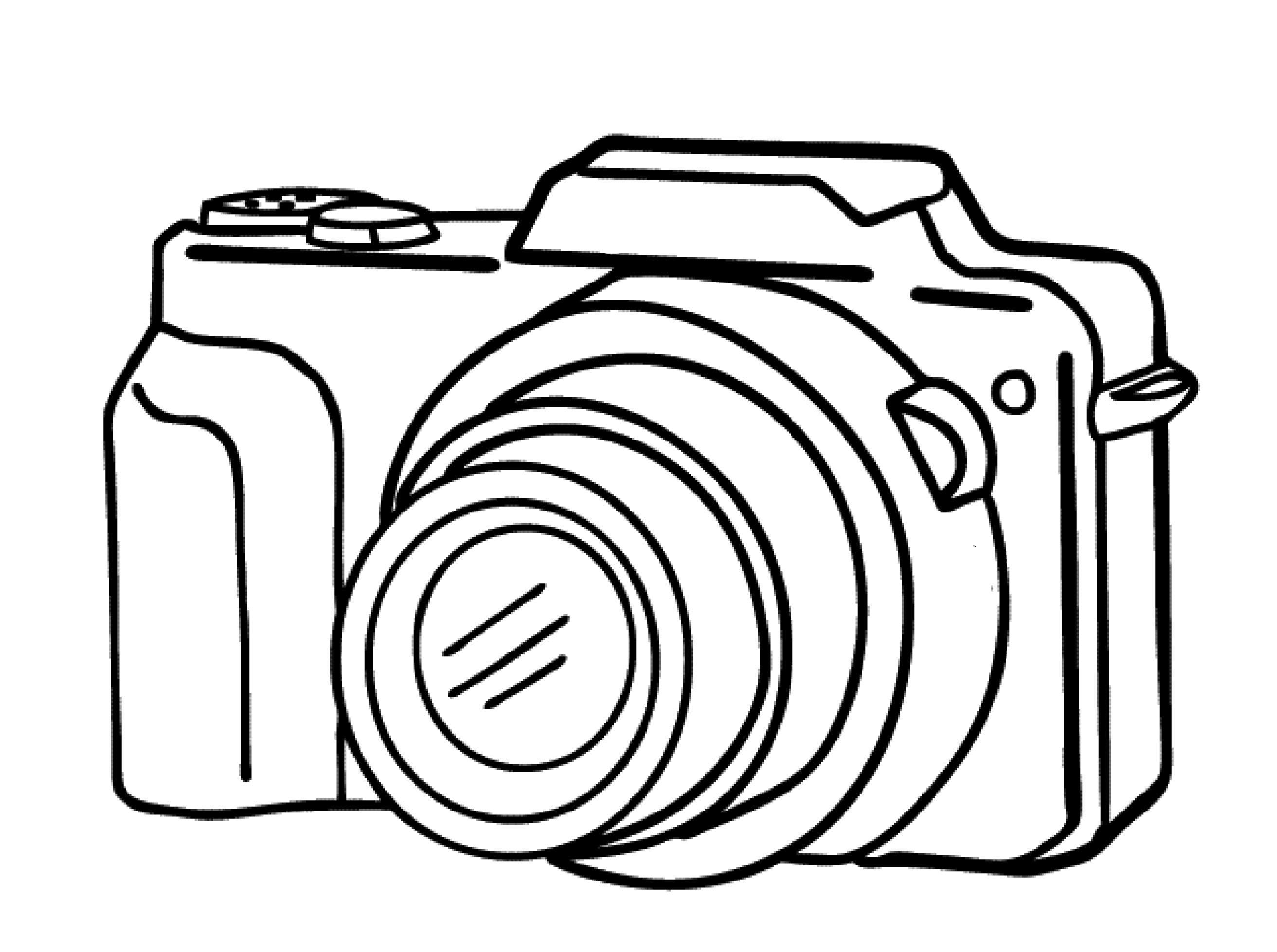 Digital Camera Drawing Easy Digital Imaging