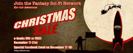 2016 Holiday Sale - Coming Soon! - Fantasy & Sci-Fi Network