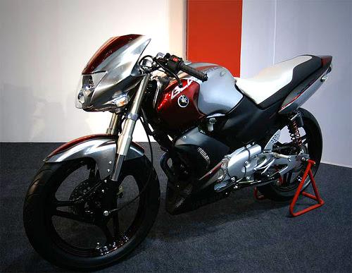 Yamaha Gladiator 165cc