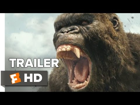 Kong: Skull Island 'Rise of the King' Trailer Thoughts
