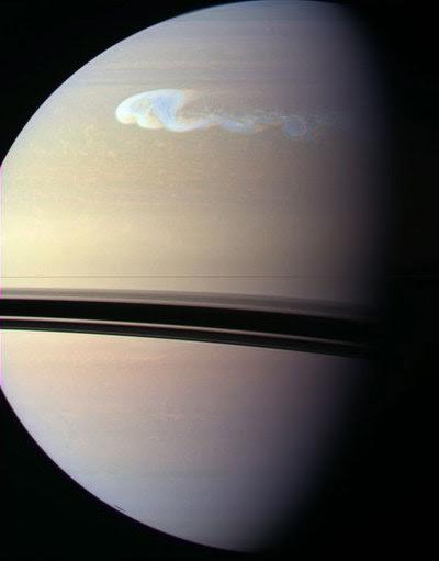 Fotografías de Saturno