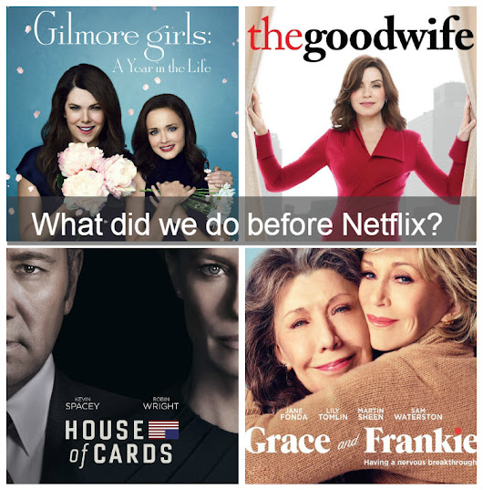 Netflix favourites for midlife women | Fab after Fifty | Information and inspiration for women over 50