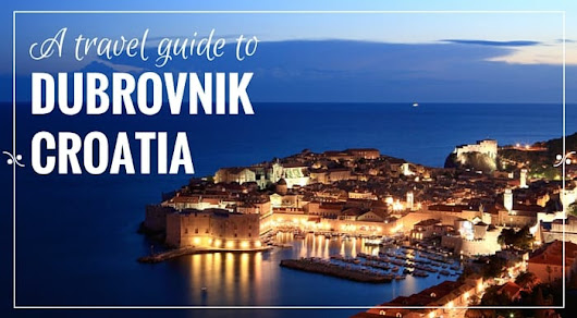 Dubrovnik Croatia Travel Guide | Explore Croatia With Frank