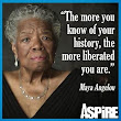Twitter / YourAnonNews: RIP #MayaAngelou. May we learn ...