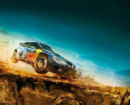 Dirt Rally im VR-Test
