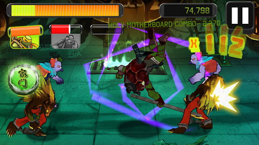 Teenage Mutant Ninja Turtles Could Easily be The Best Movie Tie In You've Played on Android - AndroidShock