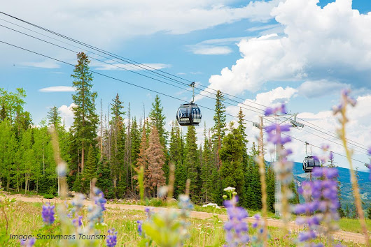 Experience Snowmass, CO This Summer