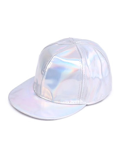 Discolor Snapback Hat